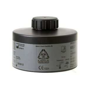 Cbrn Gas Mask Filter Nbc 77 Sof 40mm Thread 20 Year Shelf Life