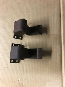1939 1940 1941 1946 Chevy Gmc Pickup Truck Front Window Windshield Frame Hinges