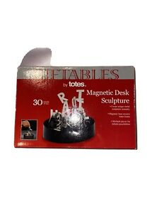 Magnetic Sculpture Office Desk Toy infinitive Possibilities New Great Gift