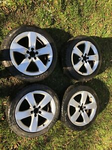 Oem Audi A6 Wheels 18 With New Tires