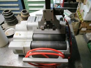 Ridgid 10973 122xl Copper Cutting And Prep Machine Used Excellent Condition