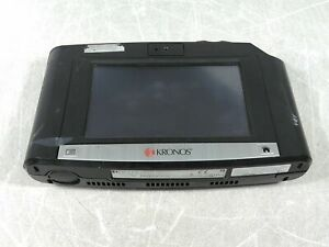 Kronos Intouch 9000 8609000 051 7 Biometric Time Clock Untested As is For Parts