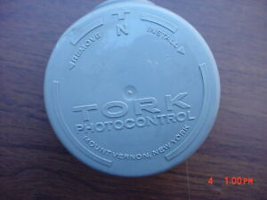 Tork Turn lock Mounting Photocontrol 2005