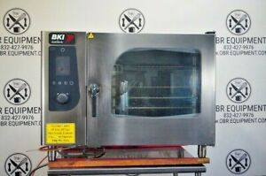 Bki Full Size Natural Gas Combination Oven Model Tg062r