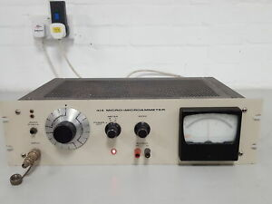Keithley Instruments 414 Micro microammeter Lab