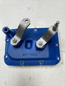 1949 50 Ford 3 Speed Manual Transmission Shift Housing Cover 8a 7222
