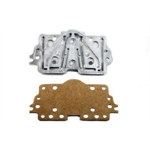 Holley 134 9 Secondary Metering Plate Main Hole 0 067 Idle Hole 0 031