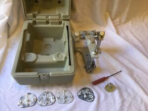Whipmix 8500 Dental Articulator with Case And Accessories