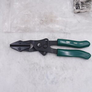 Sk Professional Tools 7602 Hose Pinch Pliers automotive green 9 In