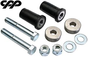 Mustang Ii 2 Poly Plus Power Steering Rack And Pinion Replacement Bushing Kit