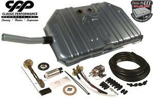 1968 70 Chevy El Camino Ls Efi Fuel Injection Notched Gas Tank Conversion 90ohm