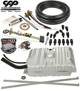 1949 52 Chevy Styleline Ls Efi Fuel Injection Gas Tank Fi Conversion Kit 90 Ohm