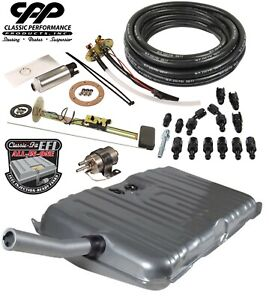 1971 1972 Chevy El Camino Ls Efi Fuel Injection Gas Tank Conversion Kit 90 Ohm