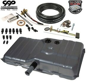 1974 77 Chevy Camaro Ls Efi Fuel Injection Gas Tank Fi Conversion Kit 90 Ohm