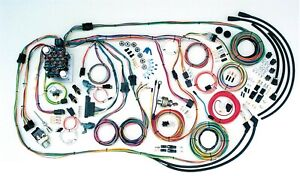 1955 1959 Chevy Truck American Autowire Classic Update Wiring Harness Kit 500481