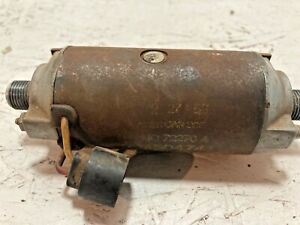 1959 1960 Olds Cadillac Buick Chevy Center Power Bench Seat Motor 4304741