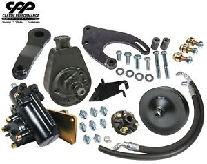 1961 1971 Dodge D100 Truck 400 Series Complete Power Steering Conversion Kit