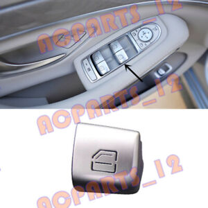 Driver Master No 2 Key Window Control Switch Button For Mercedes W222 2014 2019