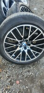 Bmw 537 750i 760i 2009 17 19 X9 5 And 8 5 Staggard Used Chrome wheels