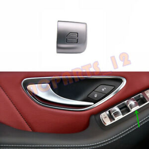 Driver Side No 2 Window Key Control Switch Button For Mercedes Glc 2015 2019