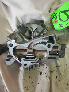 Gm 5 7 350 17087100 Tbi Throttle Body Injector Untested Selling As Core