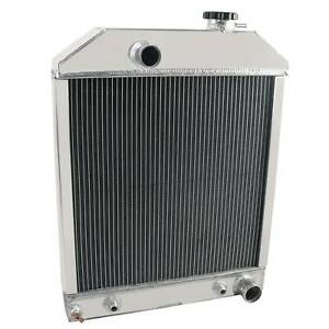 Replacement Tractor Radiator Fit Ford New Holland 55 345c 445c 535 545 4500 6600