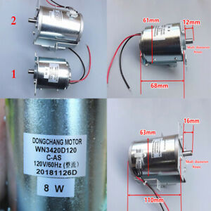 120v Dc High power Motor 19w Small Hand cranked Friction Wind Generator