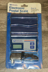 New Usps Plus 10 Postal Scale Electronic Digital 10lb Fast Usps Priority Ship
