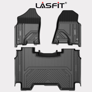 Floor Mats For Ram 1500 2019 2020 2021 Crew Cab Rubber Liners Tpe All Weather