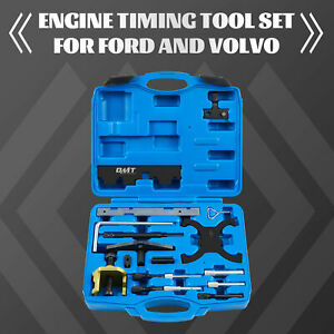 Engine Camshaft Alignment Tool Kit Timing Tool Set For Recent Ford Volvo Cars
