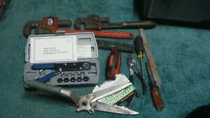 Lot Of Used Hand Tools Ranch And See Pics