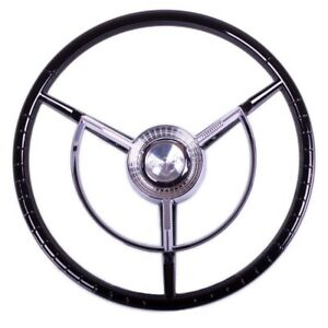 American Retro 1956 1957 Ford Thunderbird 15 Sport Steering Wheel