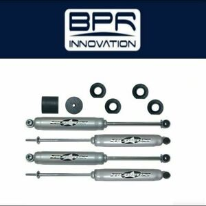 Rubicon Express For 98 06 Jeep Wrangler 97 Tj Economy Front And Rear Suspension