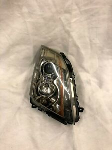 Genuine 2008 2013 Cadillac Cts Halogen Headlight Right Rh Passenger Oem