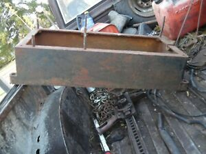 4 H p famous Gas Engine Base Old Motor Part