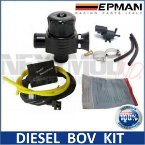 Diesel Blow Off Valve Kit Electronic Bov Turbo 4wd Suit Navara Patrol Hilux