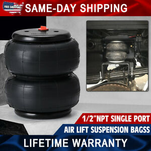 Standard 2500lb Air Bags 1 2 Npt Single Port Heavy Duty Air Ride Suspension