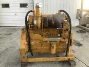 Cat 3456 Engine Year 2004 669 Hp 1 750 Hours