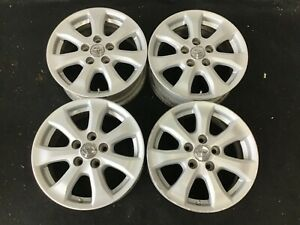 16 Toyota Camry Silver 2007 2011 Wheels Factory Rims 69495 Set