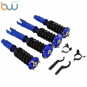 Coilover Suspenion Kits For Honda Accord 90 97 Adj Height Shock Absorbers