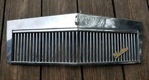 1970 1990 s Cadillac Deville Low Profile Vertical Classic Grill please Read