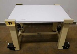 Kinetic Systems 1202 05 11 Vibration Isolation Table Tag 72