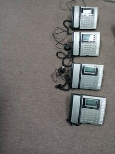 Rca 4 Line Executive Business Phone Model 25415re3 a