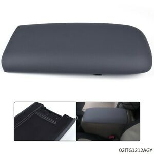 Front Center Console Lid For Ford Explorer Mercury Mountaineer Truck Gray
