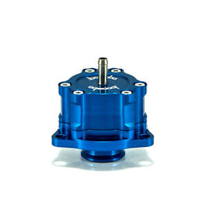 Boomba Racing Full Recirculating Bypass Valve Blue For 2016 Ford Focus Rs