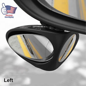 2 Side Blind Spot Mirror 360 Wide Angle Convex Rear Side View Car Truck Suv Us