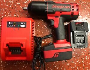 Snap on 1 2 Impact Wrench Ct8850