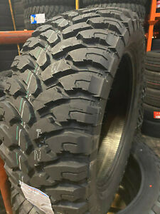 4 New 35x12 50r22 Comforser Cf3000 Mud Tires M t 35125022 R22 1250 12 50 35 22