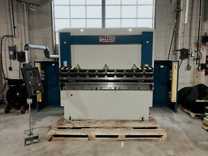 New Never Used 2018 Baileigh Hydraulic Brake Press Bp 5078cnc