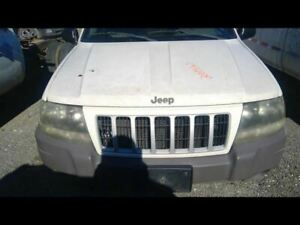 Grille Painted Surround Fits 04 Grand Cherokee 548641